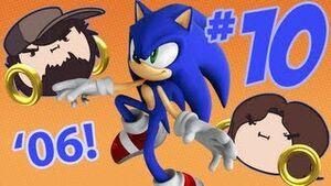 Sonic '06 10