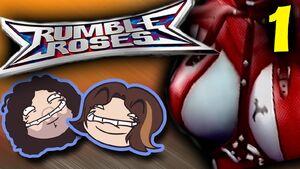 Rumble Roses Part 1 - Woman Down