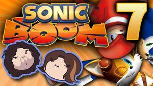 Sonic Boom Part 7 - Gateway to Doom