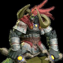 Ganon  (Rival: Link)