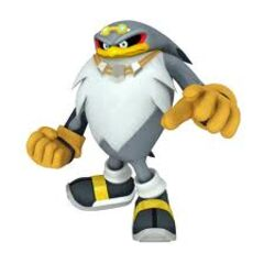 Storm the Albatross from Sonic Free Riders.