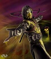 Scorpion Concept