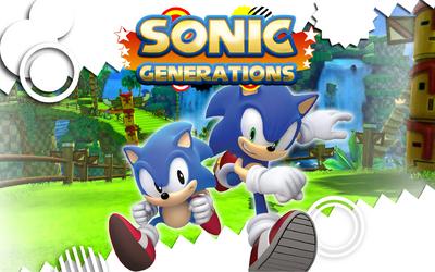 Sonic generations wallpaper 3 by darkfailure-d3id0vk