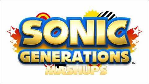 Sonic Generations Mashups - Crisis City Skyscraper Modern Remix