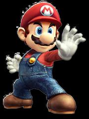 Mario front