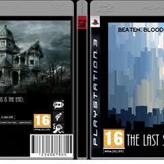 PS3 European Box Art