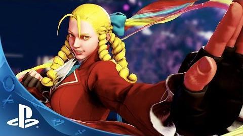 Street Fighter V - Karin Trailer PS4