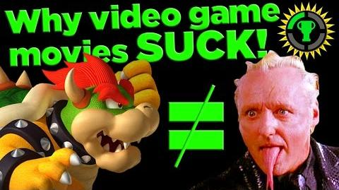 Game Theory Why Video Game Movies SUCK!