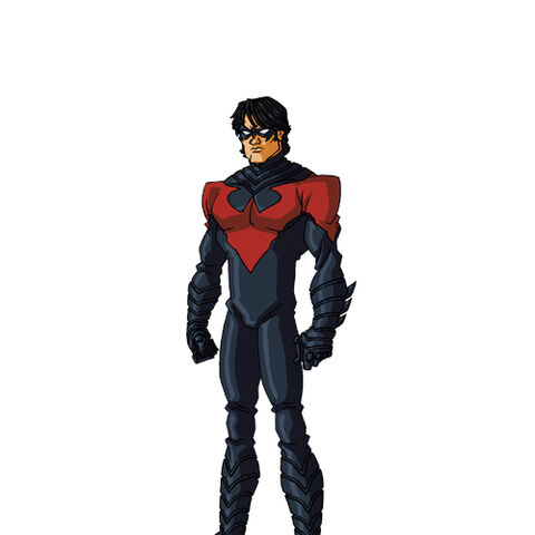 Revamped Suit/Revenge Suit (Complete Story Mode on Hard difficulty)