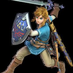 Link  (Rival: Ganon)