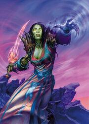 Exaura the Cryptkeeper