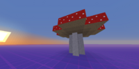 Decorative Mushroom Blocks