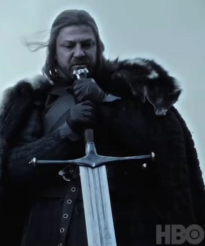 Файл:Eddard and Ice.png