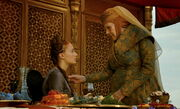 Olenna and Sansa 2
