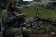 Arya and Sandor - Mockingbird -2