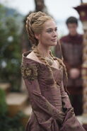 Cersei Purple Wedding costume