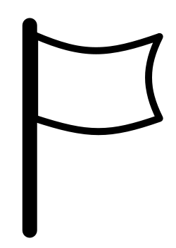 File:White flag icon.png