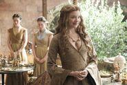 Margaery, smugness