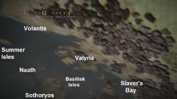 501 titles Sothoryos