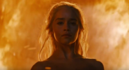 Dany from the fire