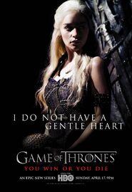 Got daenerys poster