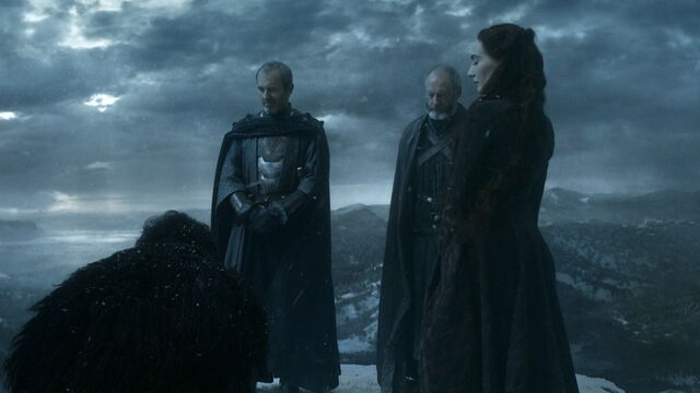 File:Stannis on the wall.jpg