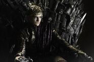 Joffrey throne season 2