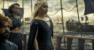 Daenerys Targaryen Sails to Westeros, Season 6 Episode 10 Preview.