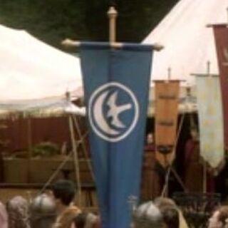Прапор Вдома Аррен на турнірі десниці в серії «» .
