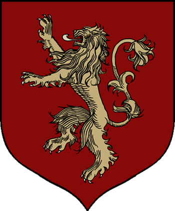 "<strong class=""selflink"">House Lannister</strong>"