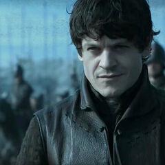 Ramsay se prepara para o ataque de Jon Snow.