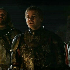 Joffrey terrified at the <a href=