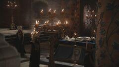 Jon Arryn Silent Sisters Funeral