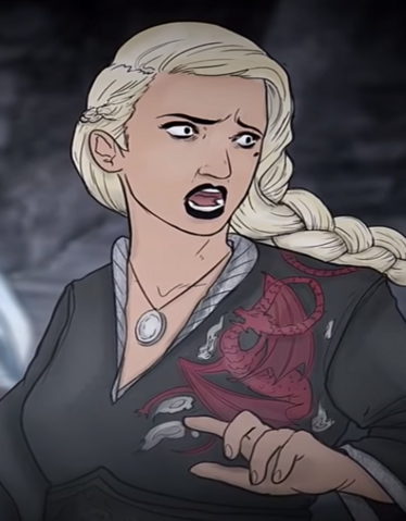 File:Rhaenyra on Dragonstone Beach1.png