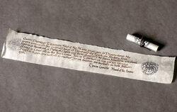 Письмо Тириона Джону Сноу 7x02
