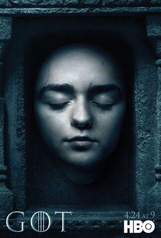 File:Arya Stark Promo S6.jpg