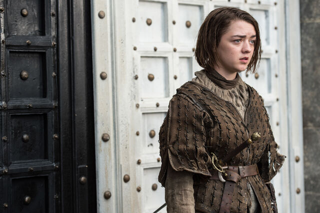 File:Arya at door of House of Black and White.jpg
