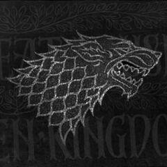 Starkų giminės simbolis - Didvilkio galva
