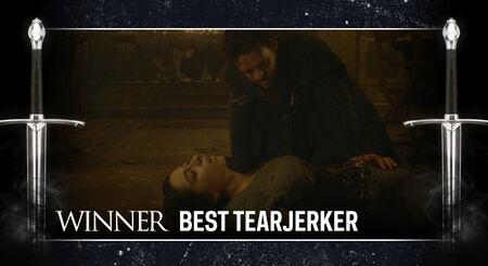 GOT AwardFrame Tearjerker