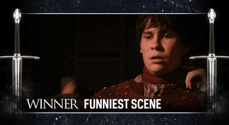 GOT AwardFrame Funniest