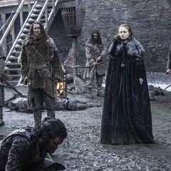 Ramsay é derrotado por Jon Snow