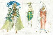 Qarth costume concept art