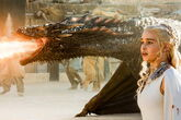 Dany and Drogon s6