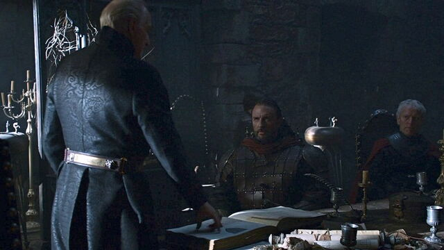 File:Tywin berates Lorch.jpg