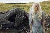 Drogon and Dany s5 lost
