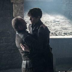 Ramsay mata Roose Bolton.