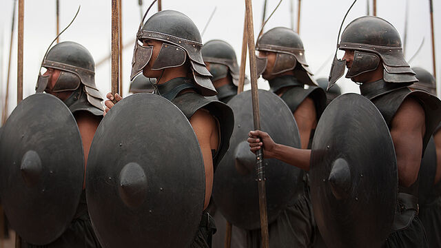 File:Unsullied armor and helmets.jpg