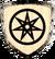 Seven shield icon