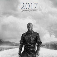 Promotion poster of Lucius Dragen for Season 7