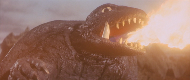 File:Gamera - 5 - vs Jiger - 20 - Gamera breathes fire.png